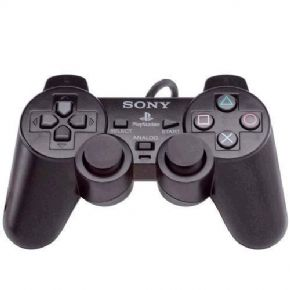 Controle PS2 Dual Shock 2...