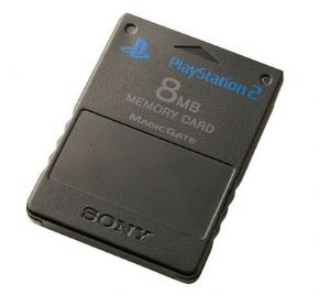 Memory Card 8 MB Original...