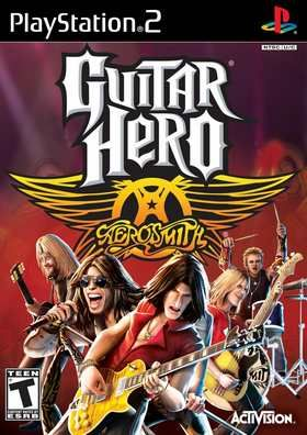 Guitar Hero Aerosmith (Se...