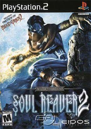 Soul Reaver 2 (Seminovo)...