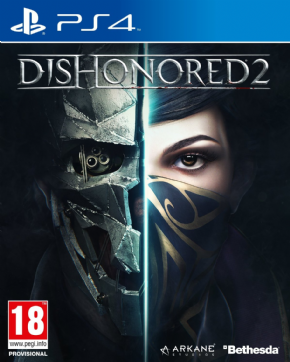 Dishonored II PS4 - Semin...