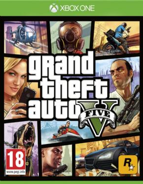 Grand Theft Auto V XBOX O...