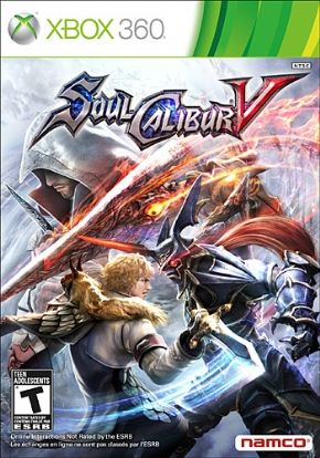Soul Calibur V (Seminovo)...