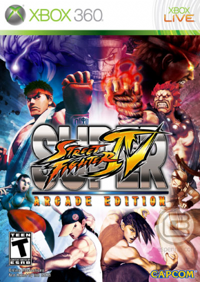 Super Street Fighter IV A...