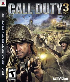 Call of Duty 3 (Seminovo)...