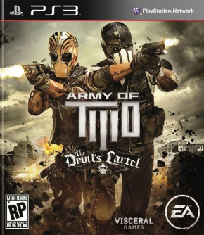 Army of Two The Devils Ca...
