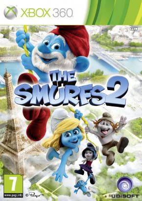 The Smurfs 2 XBOX 360