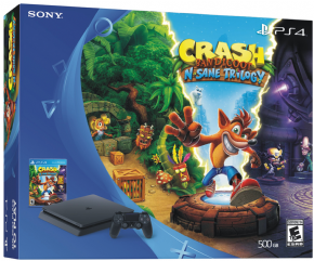 Sony Playstation 4 Slim Crash Bandicoot...
