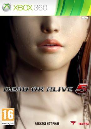 Dead or Alive 5 XBOX360