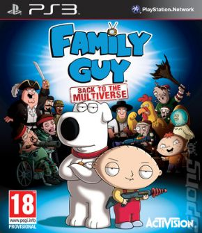 Family Guy: Back to the M...