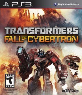Transformers: Fall of Cyb...