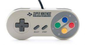 Controle Super Nintendo C...