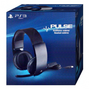 Headset 7.1 Pulse Sony -...