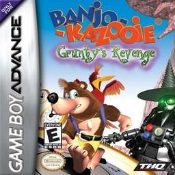 Banjo e Kazooie (Seminovo...