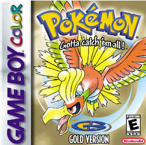 Pokemon 2 in 1 Gold & Sil...