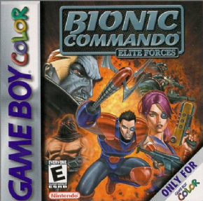 Bionic Commando (Seminovo...