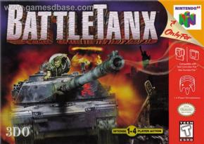BattleTanx (Seminovo) Nin...