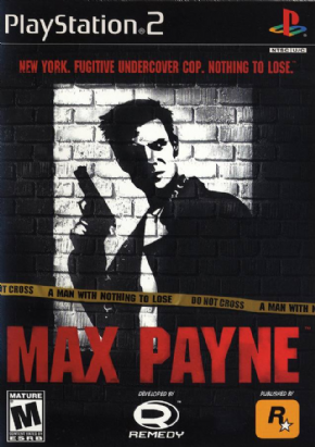 Max Payne (Seminovo) PS2