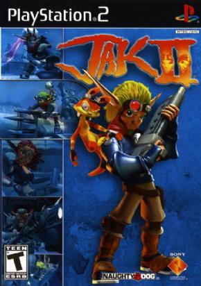 Jak II PS2 - Seminovo