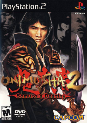 Onimusha 2 PS2 - Seminovo