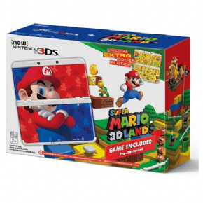 New Nintendo 3DS Bundle M...