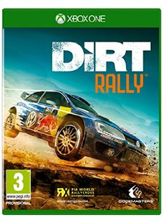 Foto Dirt Rally (Seminovo) XBOX ONE