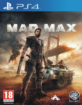 Mad Max (Seminovo) PS4