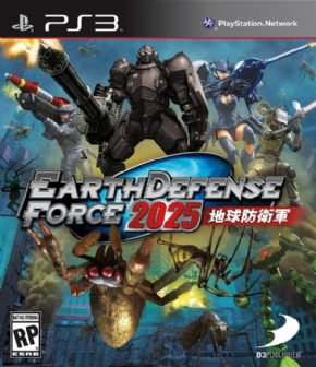 Earth Defense Force 2025...