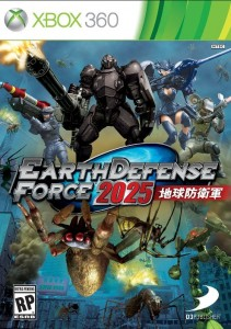 Foto Earth Defense Force 2025 XBOX 360