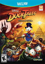 DuckTales Remastered Wii...