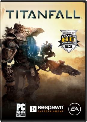 TitanFall PC-DVD (Portugu...