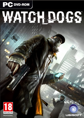 Watch Dogs PC-DVD