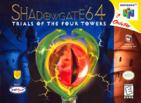 ShadowGate 64 (Seminovo)...