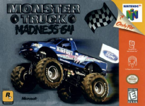 Monster Truck Madness 64...