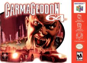 Carmageddon 64 (Seminovo)...