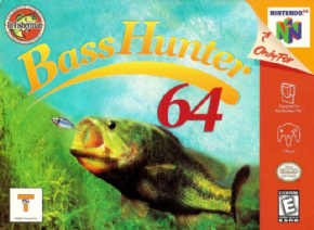 Bass Hunter 64 (Seminovo)...