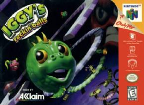 Iggys (Seminovo) Nintendo...