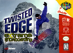 Twisted Edge (Seminovo) N...