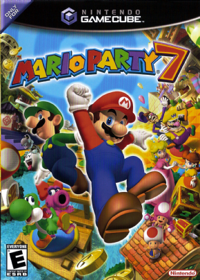 Mario Party 7 (Seminovo)...