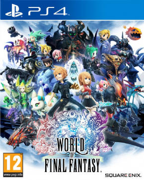 Foto World of Final Fantasy PS4