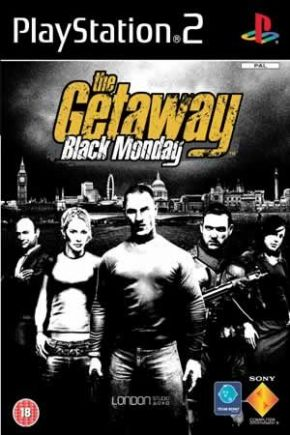 The Getaway Black (Semino...