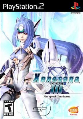 Xenosaga 3 (Seminovo) PS2