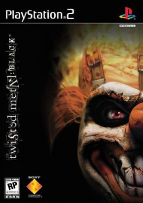 Twisted Metal Black (Semi...