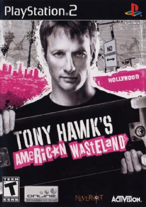 Tony Hank Wasteland (Semi...
