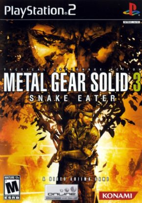 Metal Gear Solid 3 (Semin...