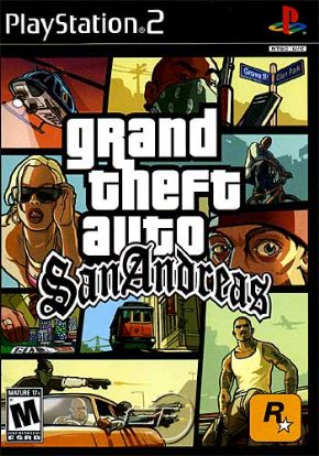 GTA San Andreas (Seminovo...