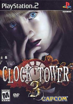 Clock Tower 3 (Seminovo)...