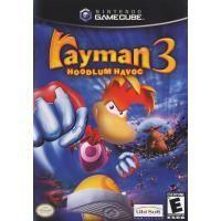 Rayman 3 (Seminovo) Cube