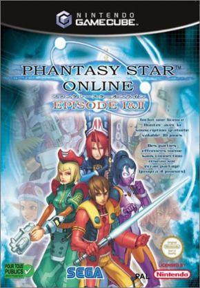 Phantasy Star Online (Sem...