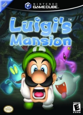 Luigi Mansion (Seminovo) Cube